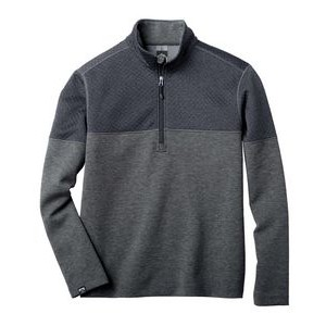 Men's Diamond Fleece Pullover