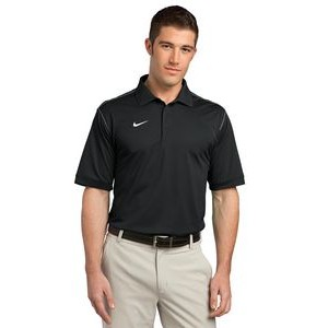 Nike Golf Dri-FIT Sport Swoosh Pique Polo Shirt