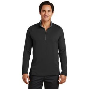 Nike Golf Men's Dri-FIT Stretch 1/2-Zip Cover-Up Shirt