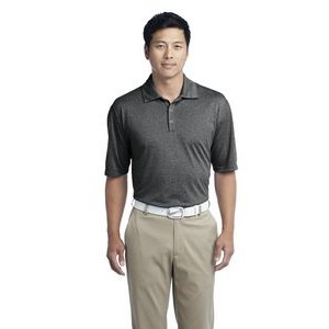 Nike Golf Dri-FIT Heather Polo Shirt