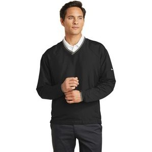 Nike Golf Men's V-Neck Wind Shirt