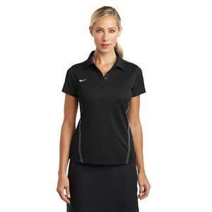 Nike Golf Ladies' Dri-Fit Sport Swoosh Pique Polo Shirt