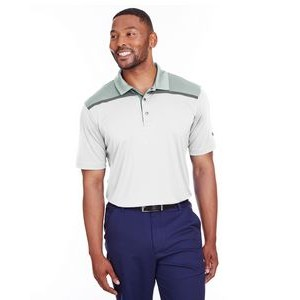 PUMA GOLF Men's Bonded Colorblock Polo