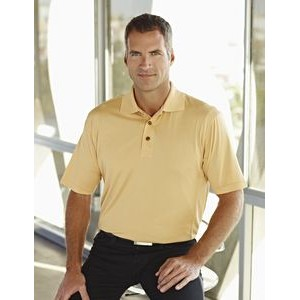 Men's Tri-Mountain Gold™ Glendale Jacquard Polo