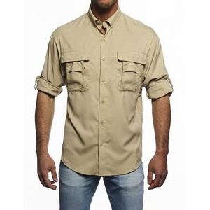 Men's Long Sleeve Fishing Shirt