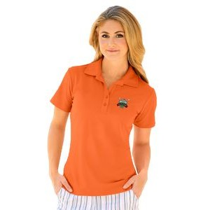 Women's Greg Norman™ Play Dry® Performance Mesh Polo Shirt