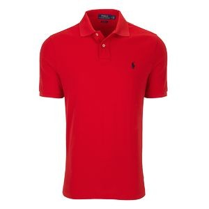 Ralph Lauren®® Classic Fit Mesh Polo Shirt