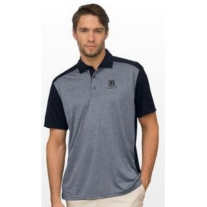 Vansport Two-Tone Polo Shirt