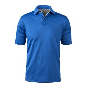 Men's Islington Syntrel™ Stretch Polo W/ Stripe Accents