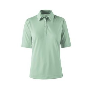 Women's Boston Syntrel™ Interlock Polo Shirt
