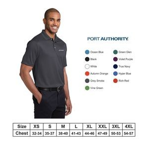 Port Authority?Performance Fine Jacquard Polo
